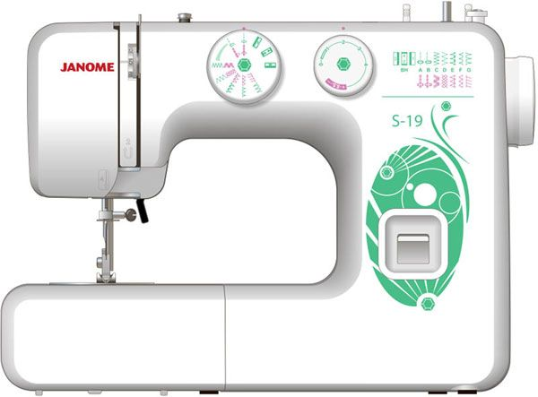 JANOME S 19