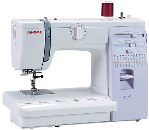 JANOME 423S 5522
