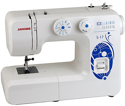 JANOME S 17