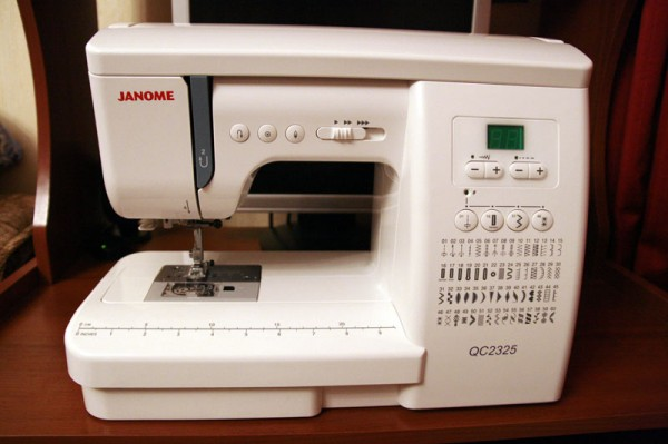 janome 6260 instruction manual