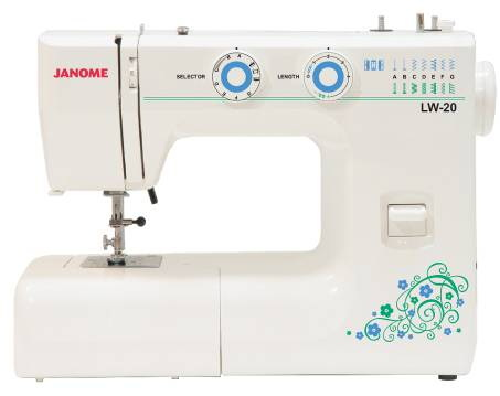 JANOME LW 20