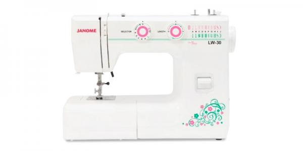 JANOME LW 30