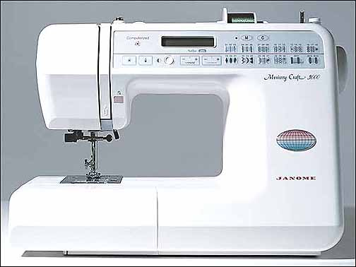 janome memory craft 3000 ForJanome Memory Craft 3000