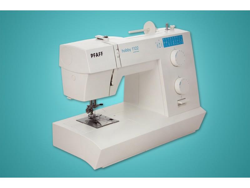 Швейная машина Pfaff Hobby 40 купить недорого отзывы с Magnificent Pfaff Hobby 1122 Sewing Machine