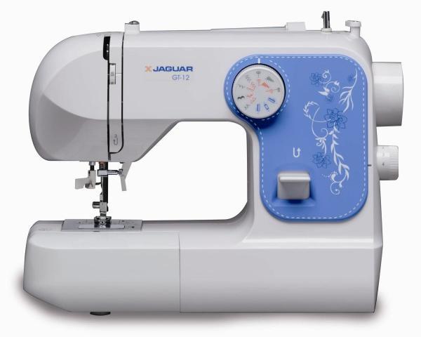 знакомство со швейной машинкой мини ягуар