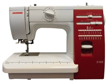 JANOME 519S