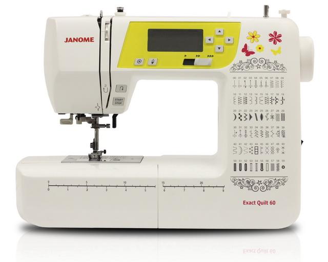Швейная машина janome фото