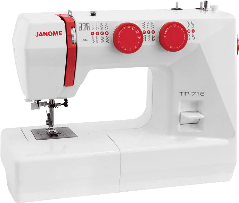 JANOME TIP 16