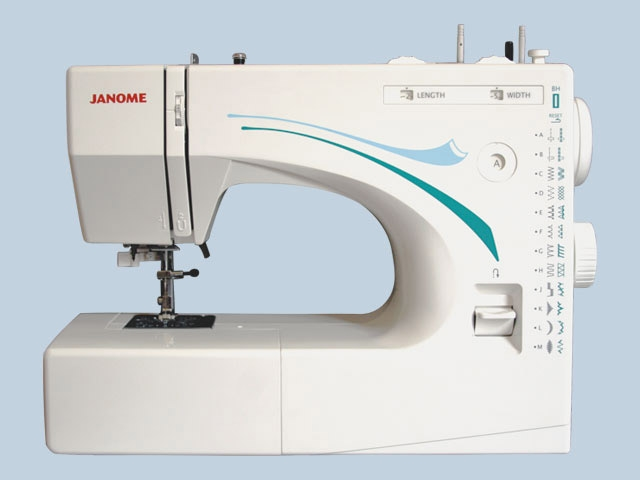 JANOME S307
