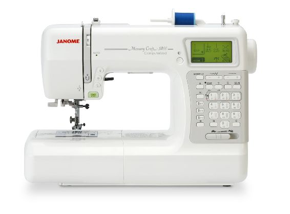 Швейная машина Janome Memory Craft 5200 (MC 5200)