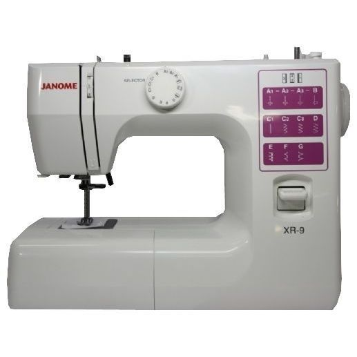 JANOME XR 9