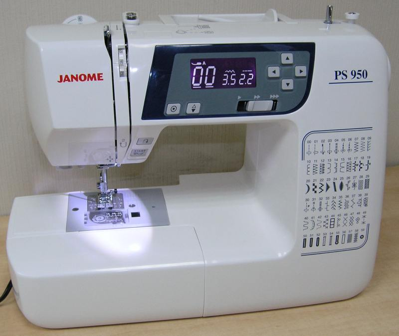JANOME PS 950