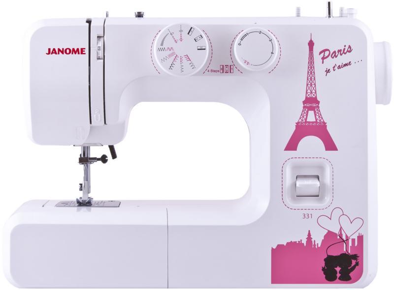 Janome 331 инструкция - фото 2