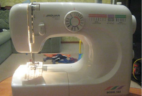 инструкция швейная машина ягуар 333 - фото 9