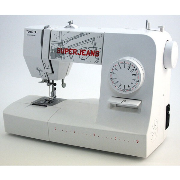 швейная машинка тойота джинс инструкция - фото 11