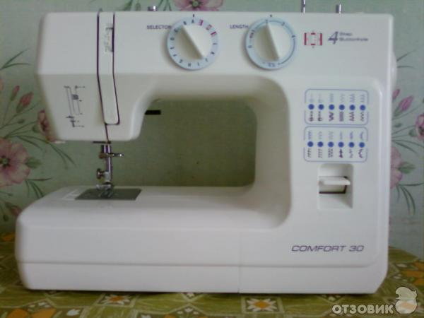 швейная машина комфорт 30 инструкция - фото 2