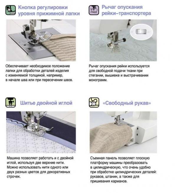 швейная машина комфорт 30 инструкция - фото 7