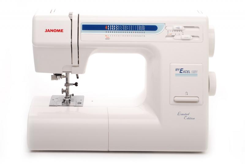 JANOME MY EXEL 1221